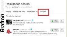 Who to Follow.
